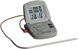 digital cooking probe thermometer and timer pack