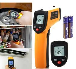 Digital Cooking Thermometer BBQ Meat Grill Food Laser Infrar