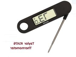 Taylor Digital Cooking Thermometer - Compact & Folding // #
