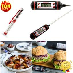 Digital Cooking Thermometer Meat Kitchen Dining Utensils & G