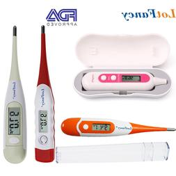 Digital Electronic Fever Ear Underarm Thermometer Gun Infrar