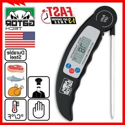 Digital Electronic Food Meat Thermometer LED Kitchen Cooking