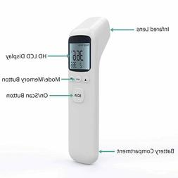 Digital Forehead Ear Thermometer Baby Kids Adult Fever Body