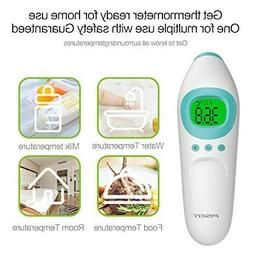 Digital Forehead Thermometer Gun with Led Display for Adults