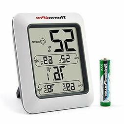 Digital Hygrometer Indoor Thermometer Humidity Monitor with