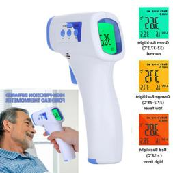 Digital Infrared Forehead Thermometer Gun fever Measurement
