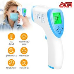 Digital Infrared Forehead Thermometer Non-touch Temperature