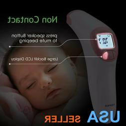 digital infrared non contact forehead thermometer ce