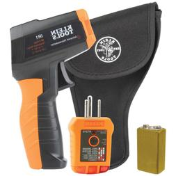 Klein Tools Digital Infrared Thermometer Measure Surface Gfc
