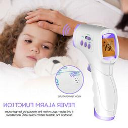 Digital IR Infrared Ear Forehead Thermometer Baby Adult Feve