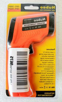 Digital IR Infrared Thermometer Gun industrial with laser po