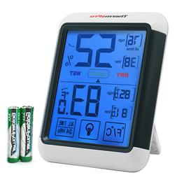 ThermoPro Digital LCD Indoor Thermometer Humidity Temperatur