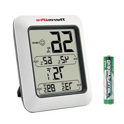 ThermoPro Digital Hygrometer LCD Indoor Thermometer Temperat