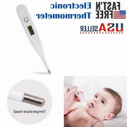 Digital LCD Thermometer Baby/Adult Oral Electronic Termometr