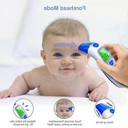 DIGITAL Medical Infrared Forehead And Ear Thermometer For Ki