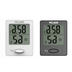 BALDR Digital Mini Hygrometer Indoor Thermometer Small Versa