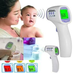 Digital Non-contact Infrared Forehead Body Thermometer with