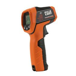 KLEIN TOOLS DIGITAL THERMOMETER Dual-Laser Infrared No Conta