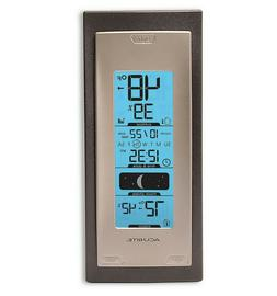 Acurite Digital Weather Thermometer Indoor Outdoor Hydromete