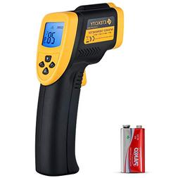 Etekcity DT-8750 Instant-read IR Infrared Thermometer Non-co