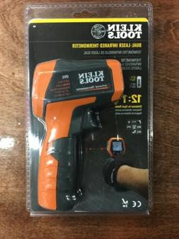 Klein Tools Dual Laser Infrared Thermometer IR5 - Brand New