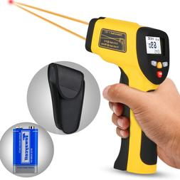 New Temperature Gun Non-contact Digital Dual Laser Infrared