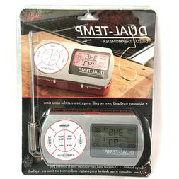 Charcoal Companion Dual-Temp Digital Thermometer - CC4076