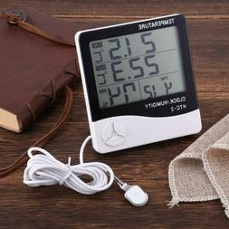 Dual Temperature Electronic Thermometer And Hygrometer HTC-2