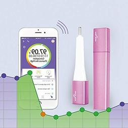 Easy@Home Smart Fertility Tracker, Bluetooth Oral Basal Ther