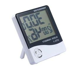 Electronic Temperature and Humidity Meter Home Nursery Digit