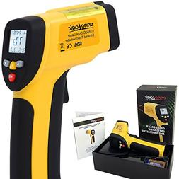 ennoLogic Temperature Gun Dual Laser Non-Contact Infrared Th