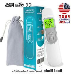 FDA Non Contact Infrared Forehead Thermometer MEDICAL Screen