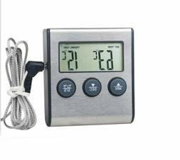 Food Meat Temperature Meter Gauge Probe Electronic Digital T