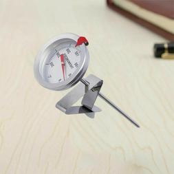 Food Thermometer Stainless Steel Frying Thermometer for Hote