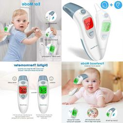 Zerhunt Forehead And Ear Baby Thermometer – Digital Medica