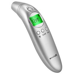 Metene Forehead and Ear Digital Thermometer, Non-Contact The