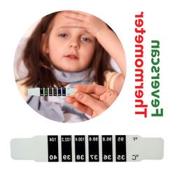 Forehead  Fever Thermometer Strip