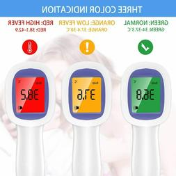 Metene forehead infrared thermometer non contact fast thermo