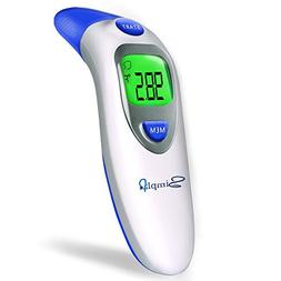 Baby Forehead Thermometer with Ear Function, Digital Medical