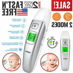 Forehead Thermometer Digital Baby For Kids Fever Health Medi