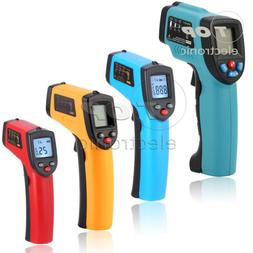 GM320/GM550/DT-8809CC Infrared Thermometer Non Contact Pyrom