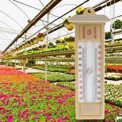 -40 to 50℃ Greenhouse Max-Min Press Thermometer Traditiona