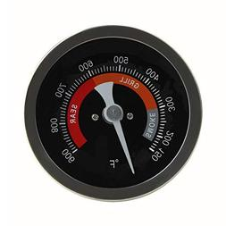 Grill Temperature Gauge For Big Green Egg 150-900°F Waterpr