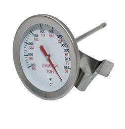 Broilmann LT225R Grill Thermometer for BIG Green Egg, Grill