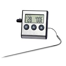 GuDoQi Digital Oven Thermometer Instant Read Meat Food Cooki