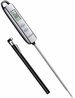 meat thermometer instant read digital cooking thermometer