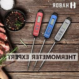 Habor Digital Meat Thermometer Instant Read Thermometer for