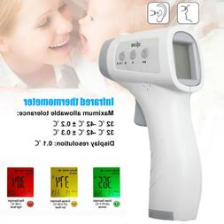 Handheld LCD Digital IR-Laser Infrared Non-Contact Thermomet