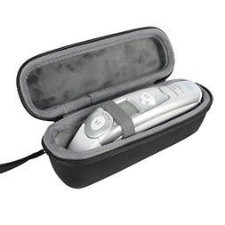 Hard Travel Case for Innovo Braun Medical Forehead and Ear D