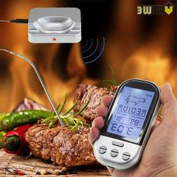 Household BBQ Thermometers Wireless Digital Oven And Grill M